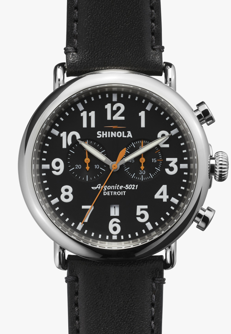 The Runwell Chrono 47mm Watch