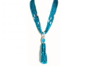 Turquoise Ceremonial Necklace