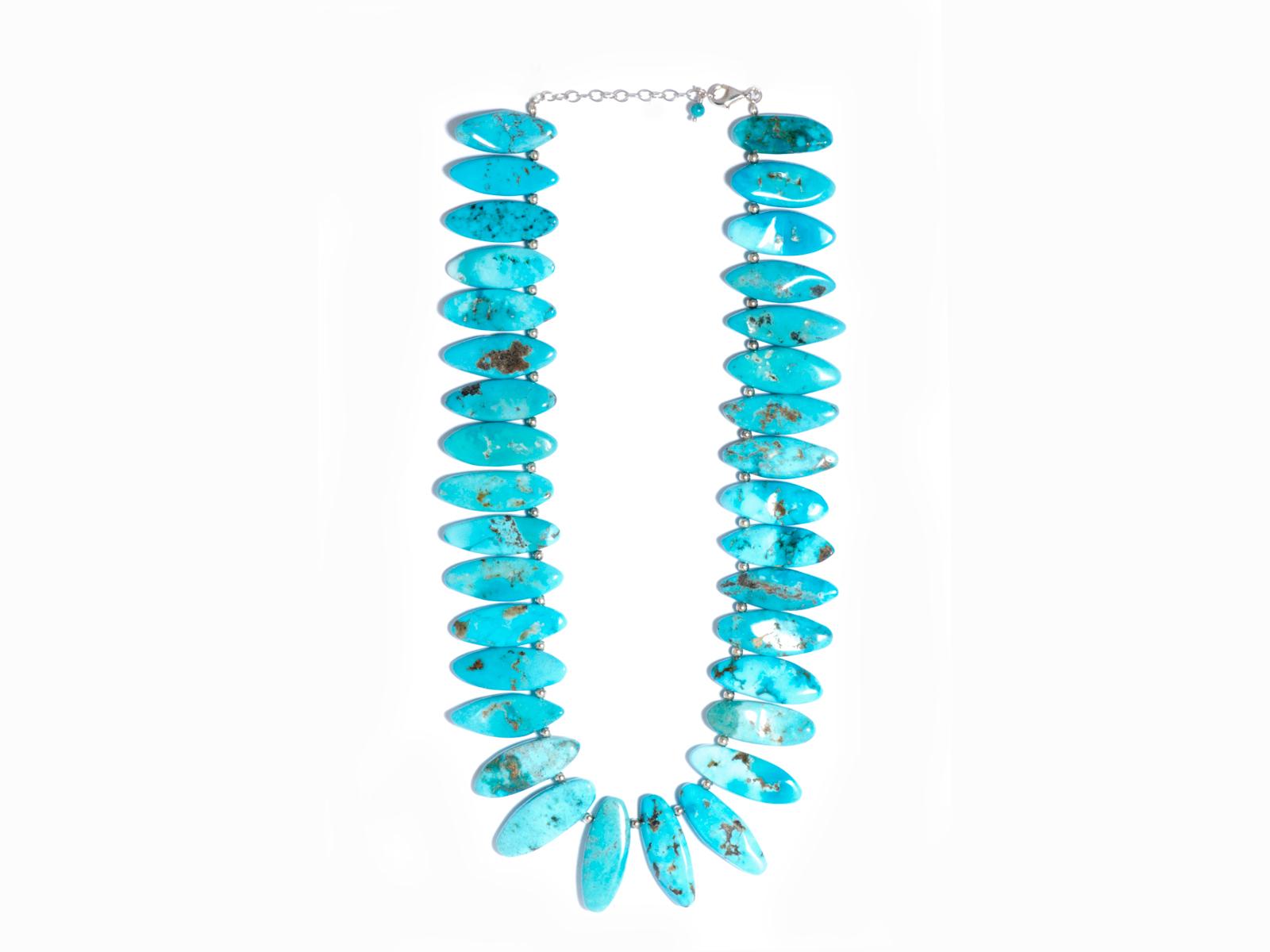 Kingman Collar Necklace