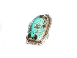 Carico Lake Turquoise Ring