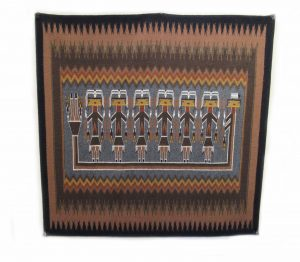 Navajo Weaving: Yei