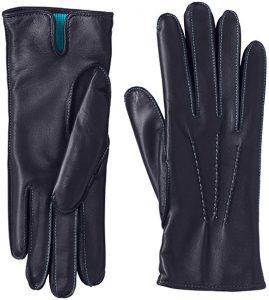 Navy glove