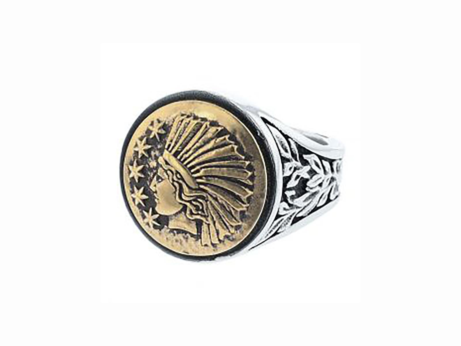Liberty Headress Ring
