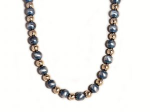 Malouf Bead Necklace