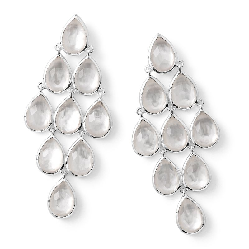 Rock Candy® Teardrop Cascade Earrings